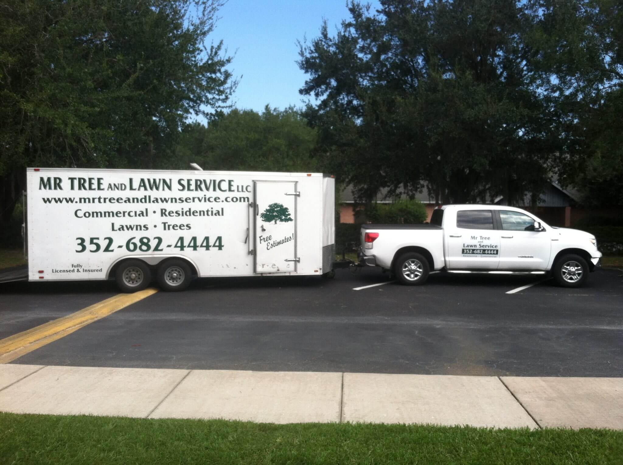 Commercial Lawn Care Services Gainesville Fl Mowing