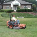 Commercial Mowing in Gainesville