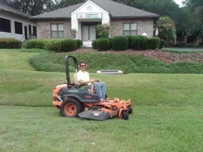 Commercial Lawn Care Gainesville FL